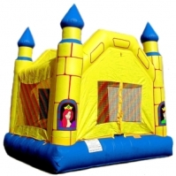 Castle: Square bounce area